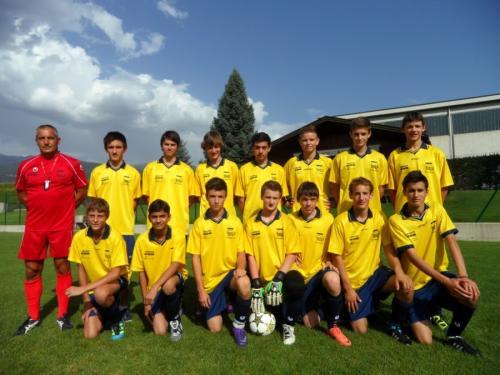 A-Jugend Provinzial 2012/13