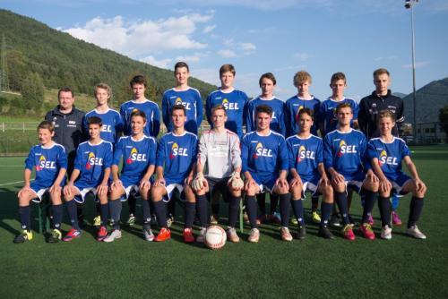 A-Jug Provinzial 2015/16