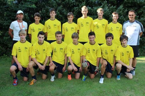 A-Jugend Regionalmeister 2012-13