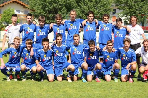 A-Jugend Regionalmeister 2013-14