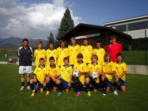 B-Jugend Provinzial 2012/13